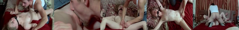 Brutal związuje i gwałci kobietę