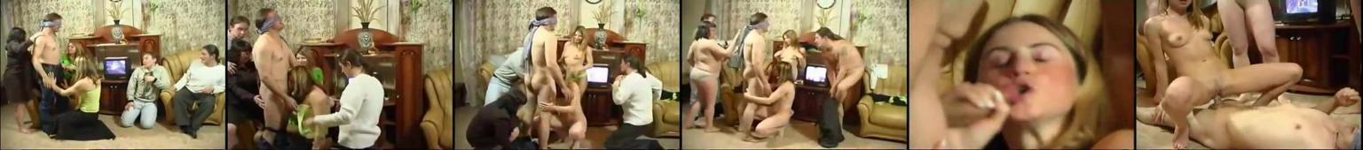 Rosyjska rodzinna orgia