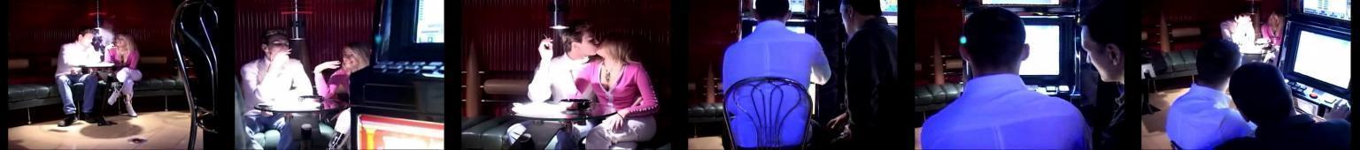 Chłopak ogląda gwałt swojej dziewczyny