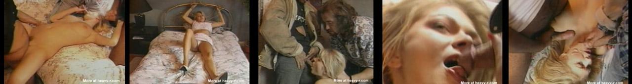 Trzech bezdomnych gwałci blondynkę