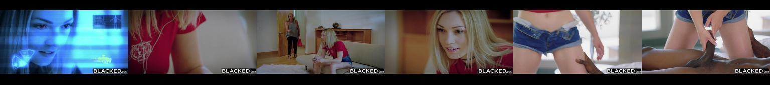 Lily Labeau rucha się z czarnym chłopakiem matki