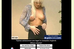 Sex gry: quiz ze stripteaserką