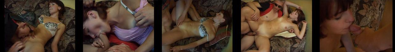 Dwójka polskich kochanków w pornusie