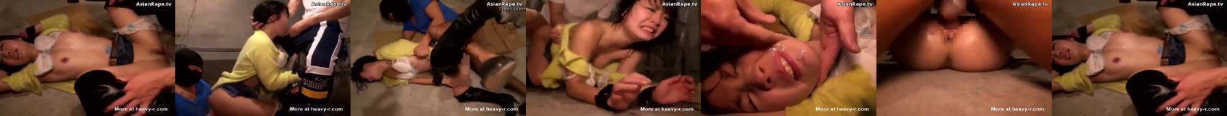 Zgwałcili ją we dwóch i zalali spermą twarz
