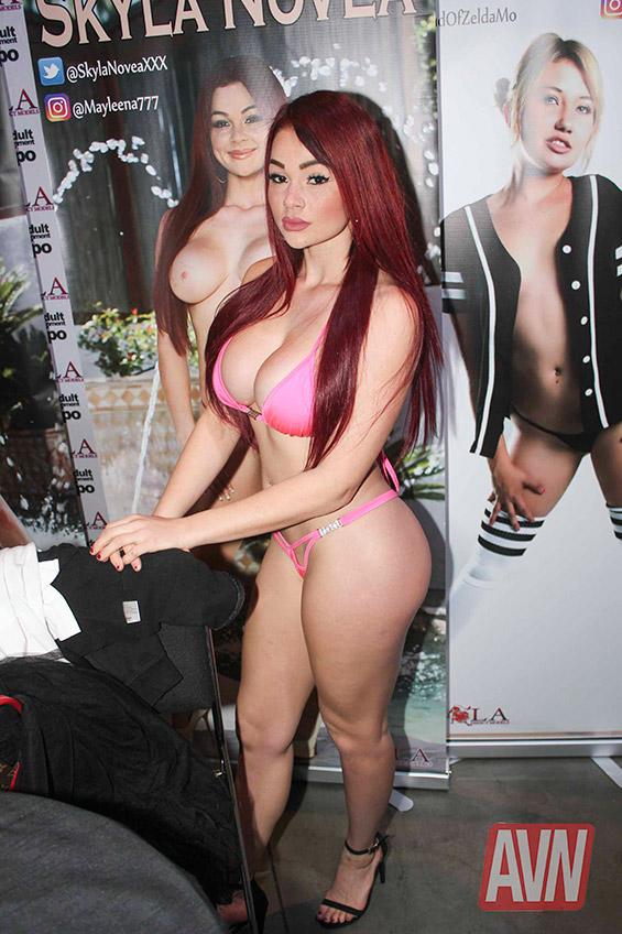 Aktorka porno Skyla Novea