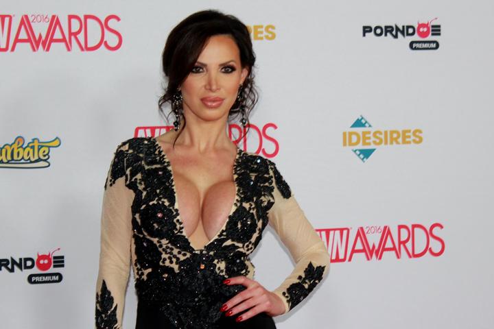 Gwiazda porno Nikki Benz